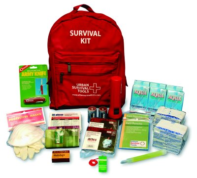 Two Person Home survival kit